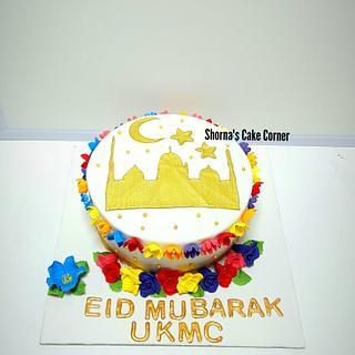 EID Celebration Cake