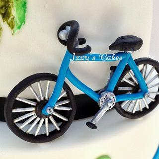 Edible bicycle!