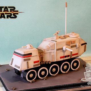 HAVw A6 JUGGERNAUT Turbo Tank for STAR WARS Collab