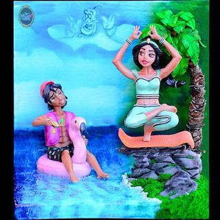 Jasmine&Aladdin