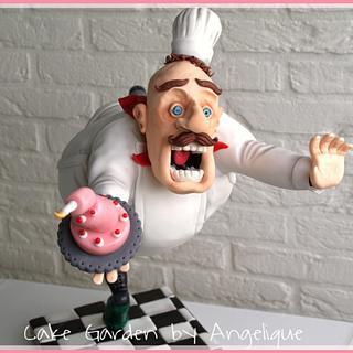 Workshopcake Baker - Cake by Cake Garden