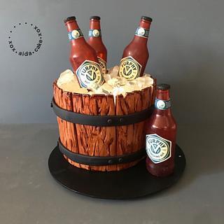 Beer 🍻 Cake