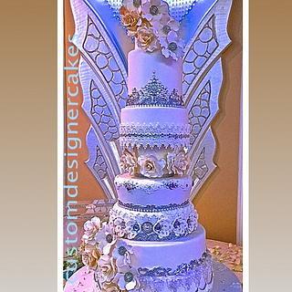 Wedding Cake - Cake by Anna