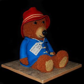 Paddington - Cake by Clara da Cruz
