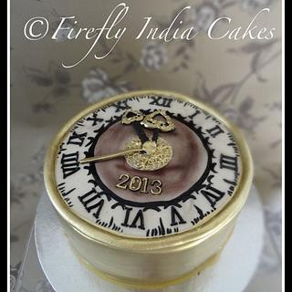 Tick-Tock - Cake by Firefly India by Pavani Kaur