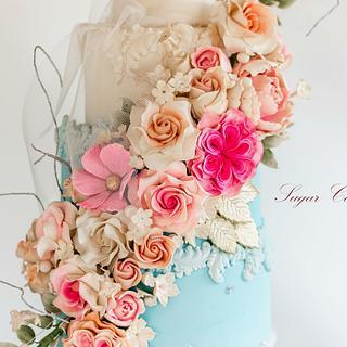 """Floral Fantacy"""