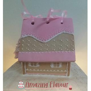 My sweet House - Cake by Isabel costa