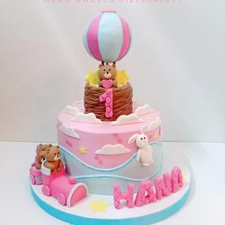 The Dream cake
