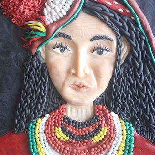Khalaas Tribe Lady - Spectacular Pakistan Collaboration