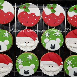 Cookies NAVIDAD!