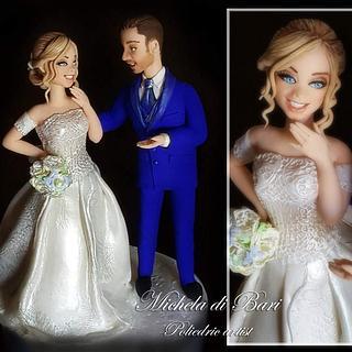 Wedding topper ❤