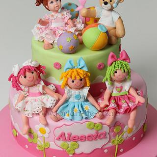 Sweet Dolls for Alessia