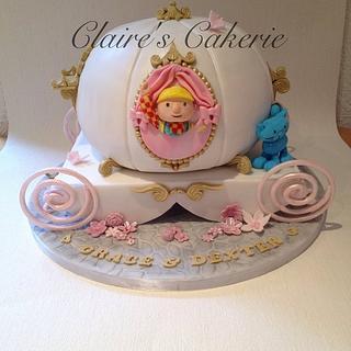 Princess Bob Cake