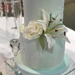 Lirio cake