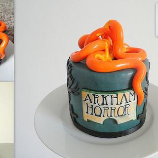 Arkham Horror Cake