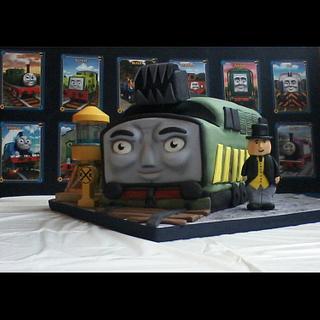 Diesel10 birthday Cake - Cake by Jenn Szebeledy  ( Cakeartbyjenn_ )