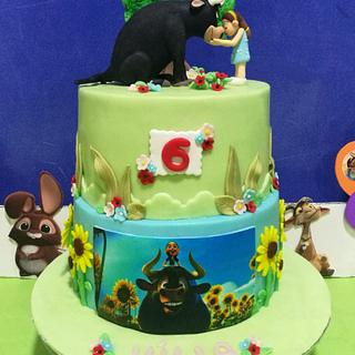 Ferdinand - Cake by Carcakes