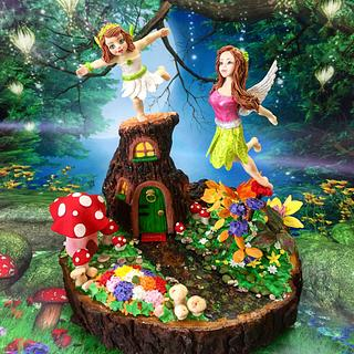 Fairy Land - CPC WCD Collaboration