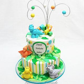 For Jaden - Cake by Cynthia Jones