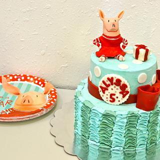 Olivia Cake