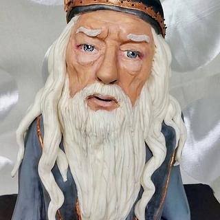 Dumbledore for CPC collaboration on Harry Potter