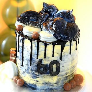 cake kittens - Cake by Martha Roz Designs