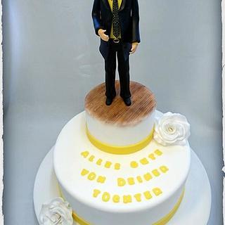 Birthday Cake Gentleman