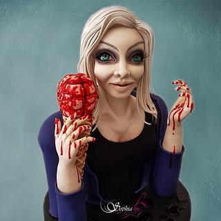 """""""Izombie"""" by Sophia Fox - """"Let's Dream Together, the Collab in Pairs"""""""