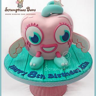 Luvli Moshi Monster Cake