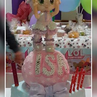 TORTA L.O.L - Cake by Gisela Gañan