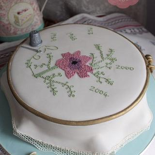 Embroidery Ring