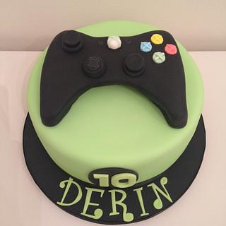 XBOX Controller Cake!