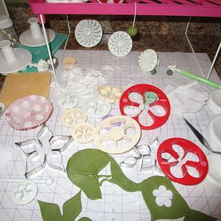 Succulent cutters