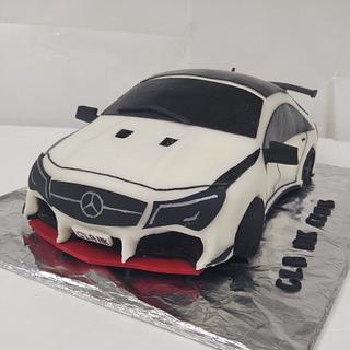 Mercedes-Benz CLA45 - Cake by jimmyosaka