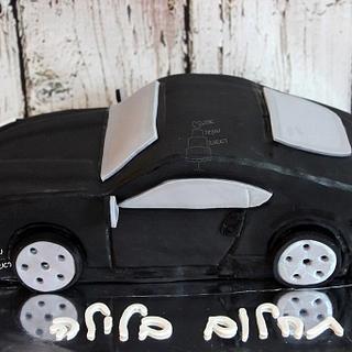 Nissan Z370 Cake