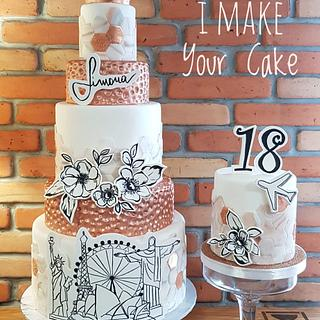 Simona's 18th