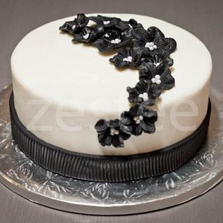 Sweet & Simple - Cake by Rachel