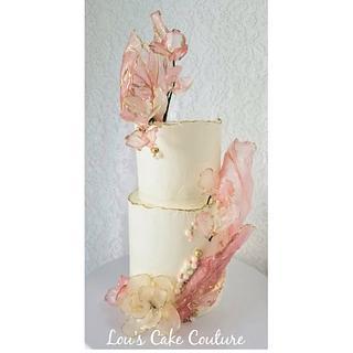 Rice Paper - Wedding Cake