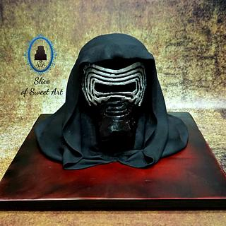 Kylo Ren - Star Wars The Force Awakens
