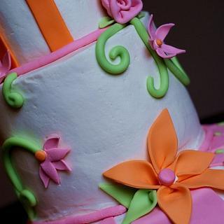 Isabella's cake