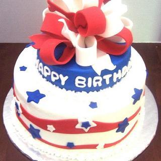 4th of July Birthday