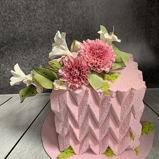 Accordion cake - Cake by 59 sweets
