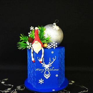 Happy New Year! - Cake by Oksana Kliuiko