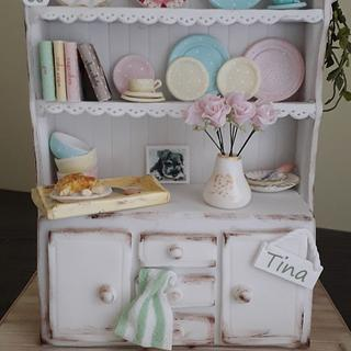 Dresser cake