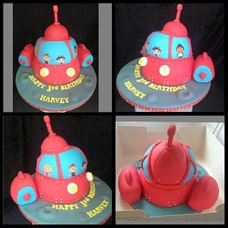 Little Einstein's  - Cake by Kirstie's cakes