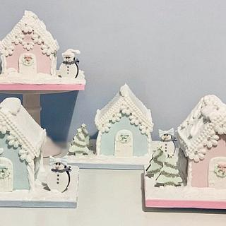 Gingerbread Houses 2019