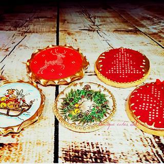 Christmas cookies 🤶