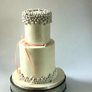Tahitian Romance! - Cake by Deepa Shiva - Deecakelicious