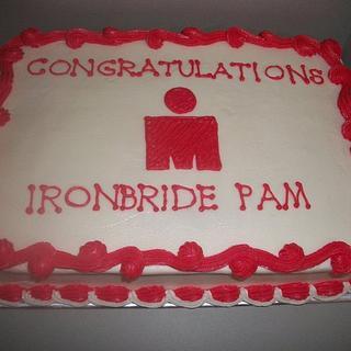 Ironman Bridal Shower