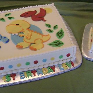 Lil Dino Birthday